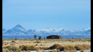 "Tonopah Nevada - Part 2 ""Old Army Airfield Base"""