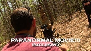 Paranormal Movie News & Interview!!! (Dead Explorer Video Update)