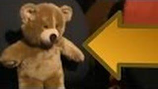 Haunted Teddy Bear Attacks Man Caught On Camera | REAL SCARY 2016