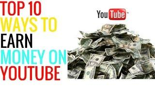 how to make money on youtube |how to earn money,
