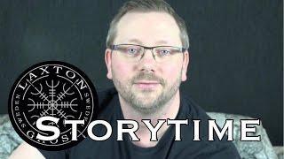 Storytime | Nån skriker mellan oss i sängen