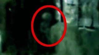 Scary Ghostly Figure Footage !! Mysterious Creature Compilation, Scary Videos