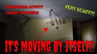 HELL MOTEL!!! MAJOR PARANORMAL ACTIVITY!
