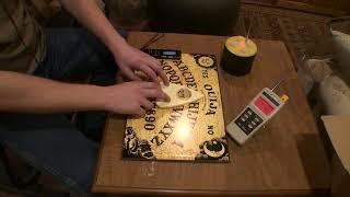 rt evp with ouija board still no paranormal evidence part 2