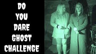 Do You Dare Ghost Challenge | Mörtfors Pensionat - LaxTon Spökjägare