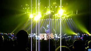 Kiss Lovegun San Antonio 2010 AT&T Center