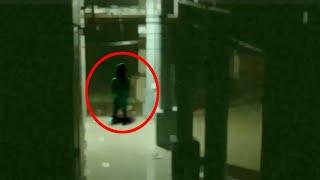 God Or Child Ghost?? Strange Figure Caught On Camera Footage From A Temple Premise!!