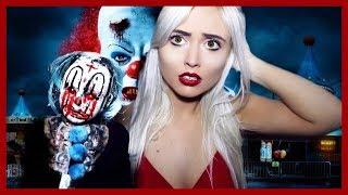 LIVING DOLL GAME! Hide and Seek ALONE with the SCARIEST CLOWN DOLL!