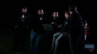 Ghosts Respond to Flashlight | Ghost Asylum