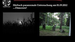 Serie - Spuk / Dämonen (?) am 01.09.2012 S01E05 (Hörbuch) - Deutsche Geisterjäger