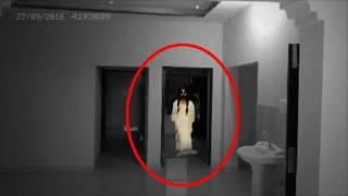 GHOST IN HOUSE!! Mysterious Ghost Shape Caught On CCTV Camera