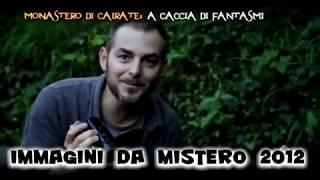 MONASTERO DI CAIRATE   SOPRALLUOGO PRE INDAGINE