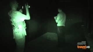 Ghost Adventures - Zak Bagans Ft. Aaron Goodwin - IT'S A DEMON!