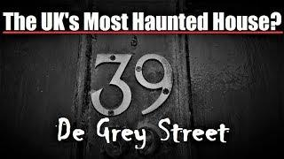UK's Most HAUNTED Homes #2 | 39 De Grey Street GHOSTS | Ft: The OUIJA Brothers & Paranormal-X
