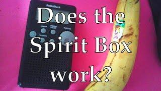 Does the Spirit Box work? A Look at Ghost Hunting
