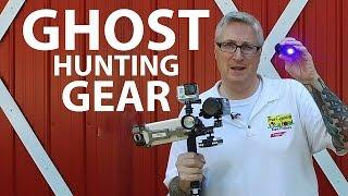 Ken Heron  - Ghost Hunting GEAR