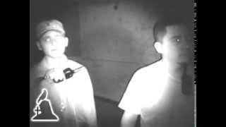 Paranormal Frontera- Investigacion 23 La Casa De La Presencia PARTE 2 (23 Abril 12)