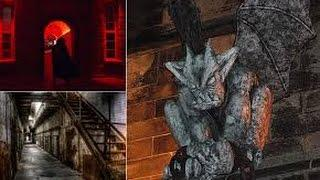 Paranormal Phenomena - The Scariest Places on Earth: Eastern State Penitentiary