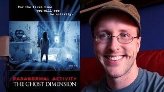 Paranormal Activity: The Ghost Dimension - Doug Reviews