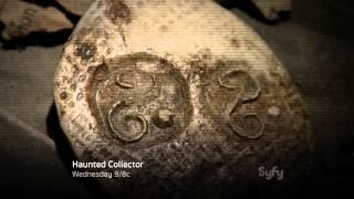 "Haunted Collector: ""Haunted Seminary/Ghost Games"" Preview 