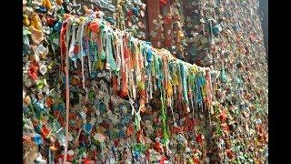Super Gross Gum Wall ! ( i added gum to it )