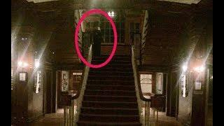 Real Ghost Shadow Captured From Haunted Villa !! Real Ghost Shocking Videos Footage