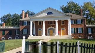 President James Madison's Montpelier Estate