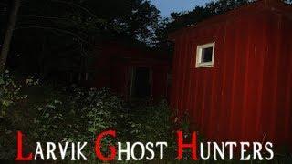 Larvik Ghost Hunters- Forlatt hus i Stavern.