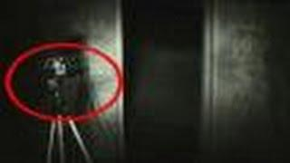 Real Poltergeist Attack Caught On Tape  - Real Demon Cuts Off Camera