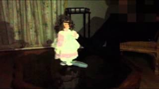 THE HAUNTED DOLL!