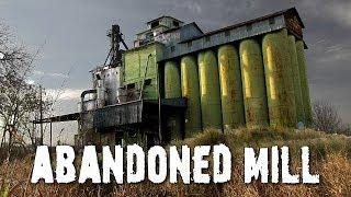 Urban Exploration: Abandoned Mill San Antonio, TX! (DE UrbEx Video)