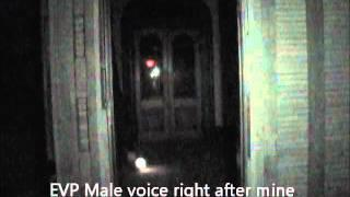 American Ghost Hunters Evidence EVP Taylor House