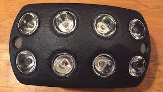 Unboxing my new DEADLITE !! IR NIGHT VISION LIGHT 40w NECRO