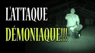 Lieux Hantés - ATTAQUES DÉMONIAQUE!!!