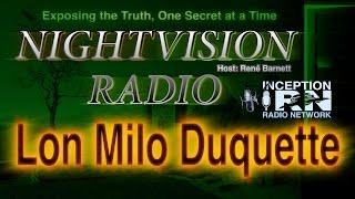Lon Milo Duquette - Ceremonial Magic - NightVision Radio