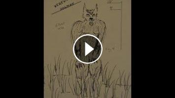 Real Dogman Encounter: Anthony's Encounter with an Upright Canine