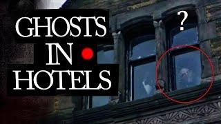 12 Ghost Videos People Recorded In Hotels