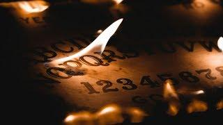Burning a HAUNTED OUIJA BOARD from an EXORCISM