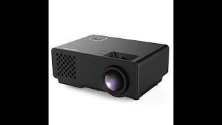 Mini Projecteur LED RD-810 1200 LUMENS