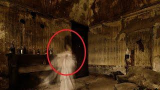 Paranormal Activity Caught On Camera From An Abandoned Building!!