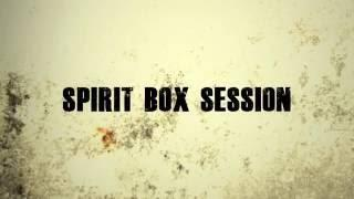 Return to a residence in Texas Spirit Box session