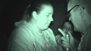 Fort Borstal ghost hunt with Roy Roberts - Group 2 Part 2