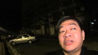 SPI investigates Sungai Pari Tower, Ipoh Malaysia at night! (Part 1 of 3)