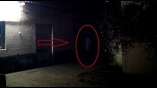 Real ghost caught on camera mid night !!! Scary ghost Scary Videos