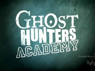 Ghost Hunters Academy [VO] - S01E04 - Drama Queen [Lieu - Buffalo Central Terminal]