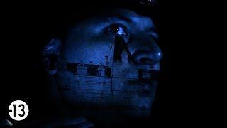 ON A FILMER L'ESPRIT DU CHÂTEAU ? (Chasseur de Fantômes) [Explorations Nocturnes] Lieu Hanté