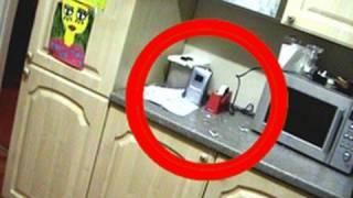 Poltergeist Activity Caught on video. Feb 2011 Camera 2
