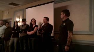 Syfy's Ghost Hunters International First Event RHA Intro. Q & A