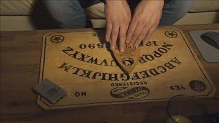 Playing Ouija Board Alone Devil Caught on Tape