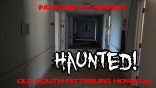*TEASER* OLD SOUTH PITTSBURG HOSPITAL PARANORMAL INVESTIGATION PARANORMAL ACTIVITY CAUGHT ON TAPE